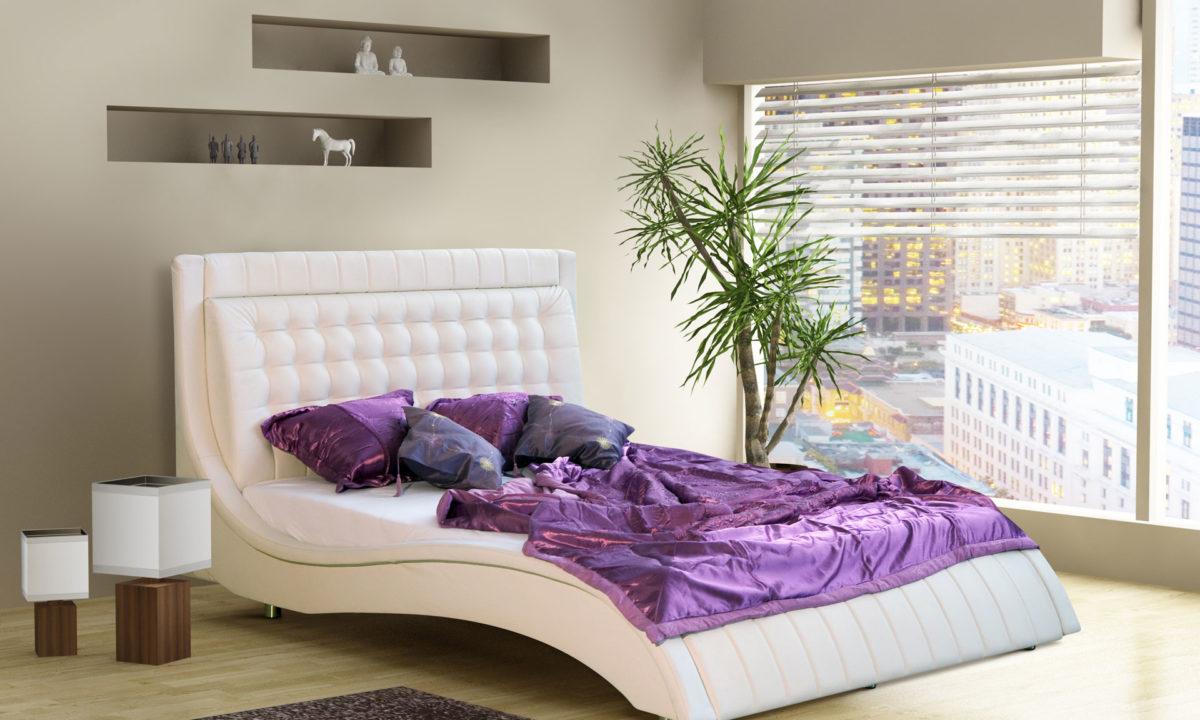 łóżko Tapicerowane Kller